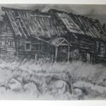 Охотничий дом черн.  42-61,5 1989г.