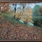 Осенний этюд х.м.  50х70  2007г