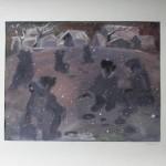 Вечерний клев акв. бел. 35х45 2008г